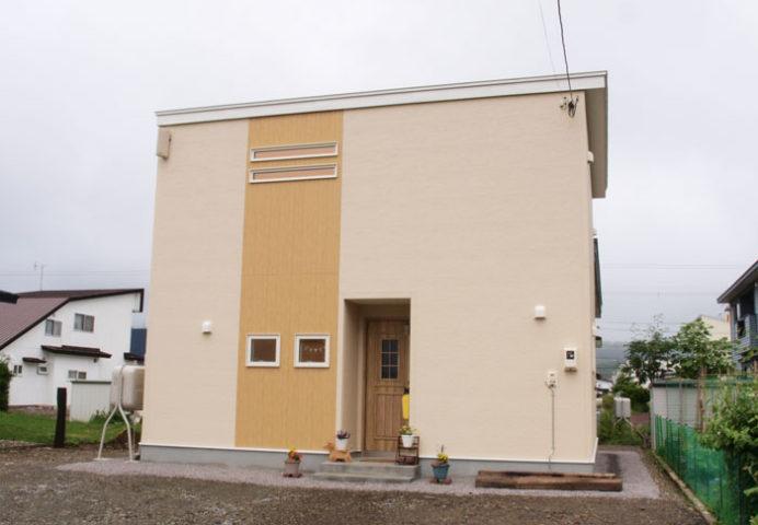 価格もサイズも距離感もちょうど良い家